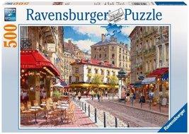Ravensburger Quaint Shops 500 Piece Jigsaw Puzzle for Adults – Every Piece is Un - $10.71