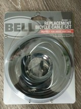 BELL REPLACEMENT BICYCLE CABLE SET PERFECT FOR INDEX SHIFTING⚡️Ships Tod... - $14.80