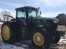2013 JOHN DEERE 6170R For Sale In Mondovi, Wisconsin 54755 image 2