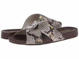 MICHAEL Michael Kors Somerly Slide Grey Shoes Size 7 - $50.99