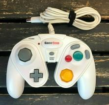 Nintendo GameCube Wii GameStop Controller White G3 Model Turbo Button Sm... - $10.79