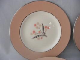 "2 Homer Laughlin Eggshell Cavalier Barclay 10.25"" Dinner Plates - $14.95"