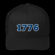 Betsy Ross hat / 1776 hat / betsy Ross Trucker Cap image 3