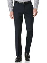 Perry Ellis Men's Portfolio Solid Slim Fit Stretch Dress Pants Travel LU... - $19.88