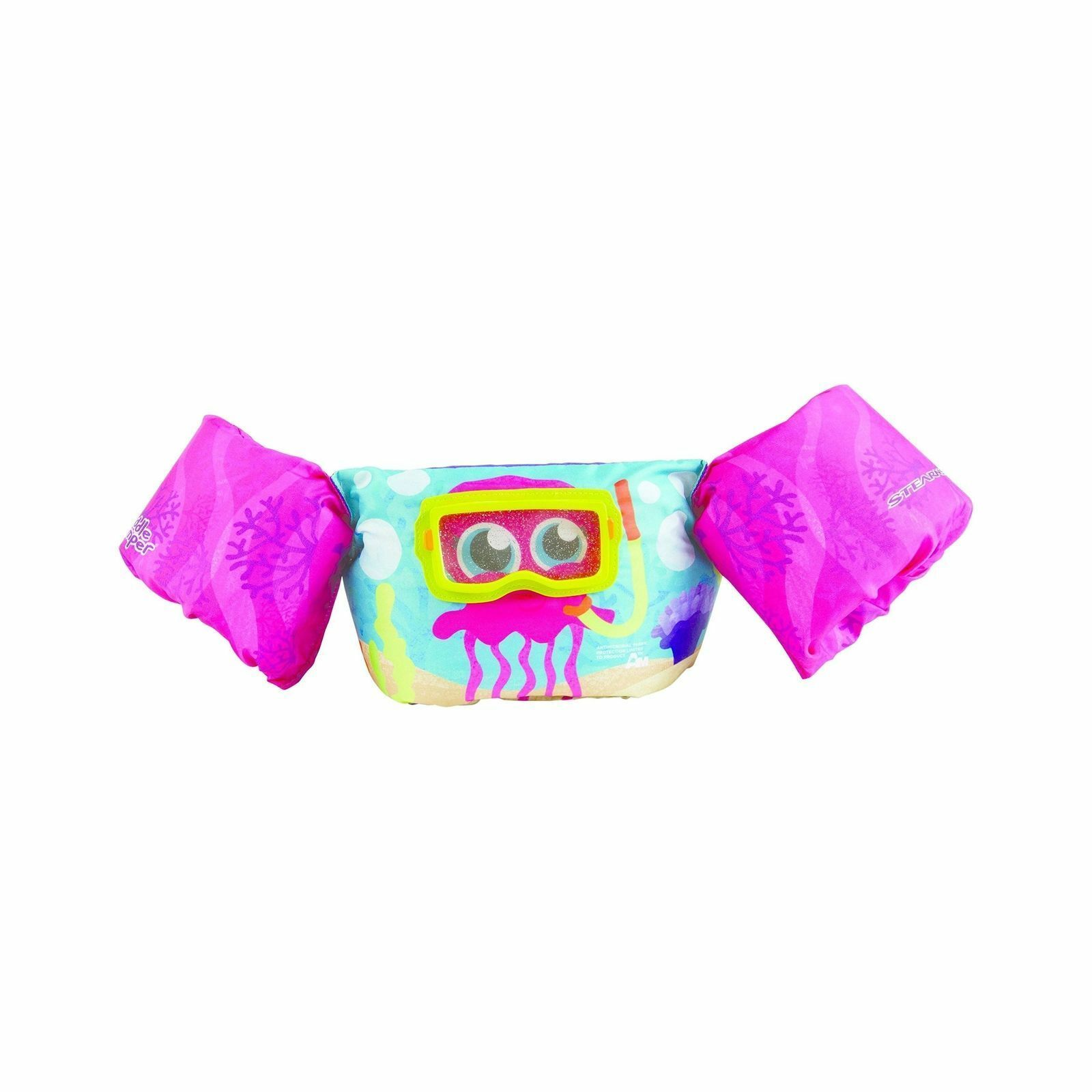Stearns Puddle Jumper Life Jacket 3D Learn to Swim Size Kids 30-50 lb. BRAND NEW