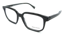 Alain Mikli Rx Eyeglasses Frames A03074 004 53-18-145 Black Dot Made in ... - $105.06