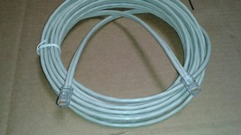 US MADE 25ft Quabbin 9720R T1 Shielded RJ48C Patch Cable (RJ45 M/M) (Cross over) - $25.00