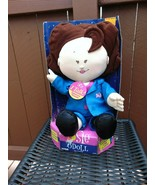 "Rosie O'Donnell Talking Celebrity Plush Doll 18"" Tyco MIB NOS - $14.84"