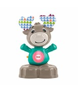 Fisher-Price Linkimals Musical Moose - Interactive Educational Toy with ... - $14.90