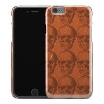 Casestry | Orange Skeleton Halloween Strange Weird | iPhone SE Case - $11.99