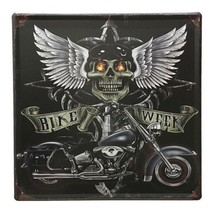 Bar Cafes Coffee Shop Wall Hanging Decoration Iron 3015 - $18.04