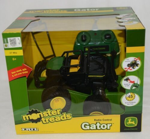 John Deere TBEK46306 Monster Treads Radio Control Gator