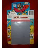 Disney DONALD DUCK lot MAGIC SLATE/bendy/POG/patch/PVC FIGURE/Applause p... - $17.00