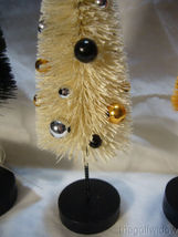 (3) Bethany Lowe Halloween Confetti Trees image 3