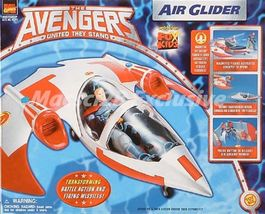 Marvel Comics Avengers United They Stand Air Glider Vehicle Toy - $27.99