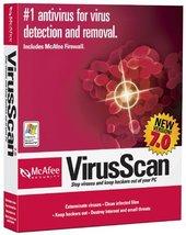 VirusScan Home Edition 7.0 - $9.79