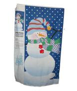 Jolly Frosty Fabric Wall Panel - $15.00