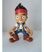 "2011 Talking Jake & The Neverland Pirates 9"" Action Figure Disney Peter Pan - $15.63"