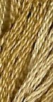 Primary image for Caramel Corn (7061) 6 strand hand-dyed cotton floss Gentle Art Sampler Threads