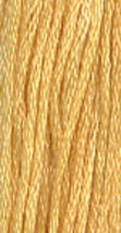 Butternut Squash (7020) 6 strand hand-dyed cotton floss Gentle Art Sampl... - $2.15