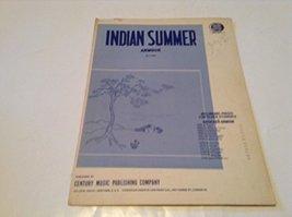 Indian Summer Sheet Music [Sheet Music] By Kathleen Armour; None - $9.52