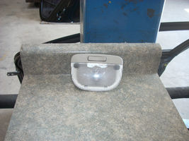 2009 PONTIAC G6 CENTER DOME LIGHT