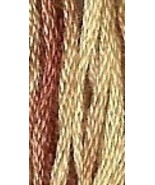 Autumn (7056) 6 strand hand-dyed cotton floss G... - $2.15