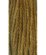 Apple Cider (7041) 6 strand hand-dyed cotton fl... - $2.15