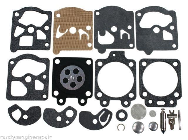 Carb Kit for Poulan 2400, 2100 for Walbro WT 247 Carburetor Repair Rebuild New - $16.99