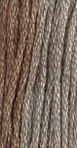 Aged Pewter (7032) 6 strand hand-dyed cotton floss Gentle Art Sampler Threads - $2.15