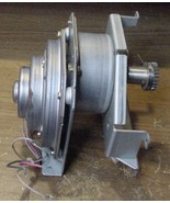"""Japan Servo Co. a Geared 24 VDC AS Motor 1/25 Hp 24 tooth gear on a ¼"""" s... - $8.86"""