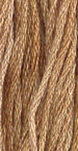 Cidermill Brown (7007) 6 strand hand-dyed cotton floss Gentle Art Sample... - $2.15