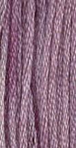 Lavender Potpourri (0820) 6 strand hand-dyed cotton floss Gentle Art Sampler  - $2.15