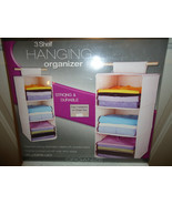 3 Shelf Hanging Organizer  - $12.99