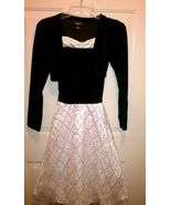 BCX Girl Elegant black and white Size 14 girls ... - $29.99