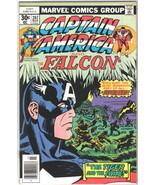 Captain America Comic Book #207 Marvel Comics 1977 VERY FINE+ - $9.28