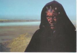 Star Wars Darth Maul 4 x 6 Photo Postcard #1 NEW - $2.00