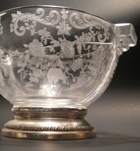 depression glass cambridge glass co. Chantilly ... - $35.00