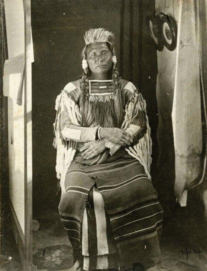 New Men Native American Buckskin Beige Leather Beaded Powwow War Shirt WSZ44 image 8