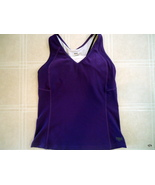 Everlast Size XL Woman's Prple Athletic top  - $7.99