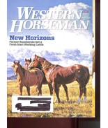 WESTERN HORSEMAN JANUARY 2015 /RACEHORSES WORKING CATTLE /GEAR /RODEO /R... - $20.58