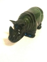 1970s Vintage Collectible Avon Bottle Rhino /No Cologne/No Box - $5.05