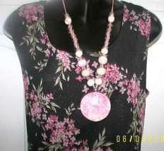Dress Reversible Ladies LG Silky Long Summer Sh... - $8.99
