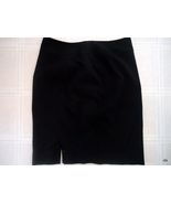 Josephine Chaus Black skirt Size 14 Woman's - $7.99