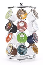 K-cup Coffee Pod Storage Spinning Carousel Holder Holds 24 K-Cups - $20.75