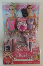 Barbie in the Nutckracker Barbie & Teresa set o... - $20.00