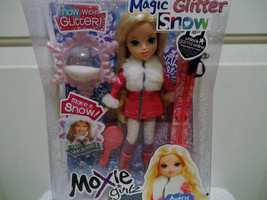 Moxie Girlz Avery Magic Glitter Show Doll Ages 3+ just add water  - $24.99