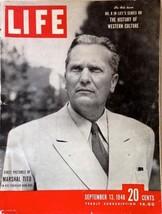 Life Magazine, September 13, 1948 - FULL MAGAZINE - $9.89