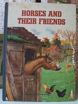 Vintage Book Horses And Their Friends Stories And Poems - $16.00