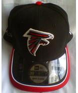 Atlanta Falcons - Owner's Club  Mens NFL Baseball Hat - black, new - Lar... - $30.00